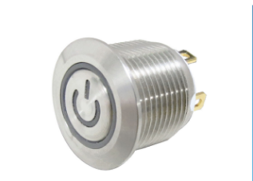 Metal switch MPB16 Series
