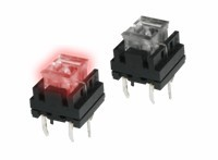 Push Button Switch With LED_BP series